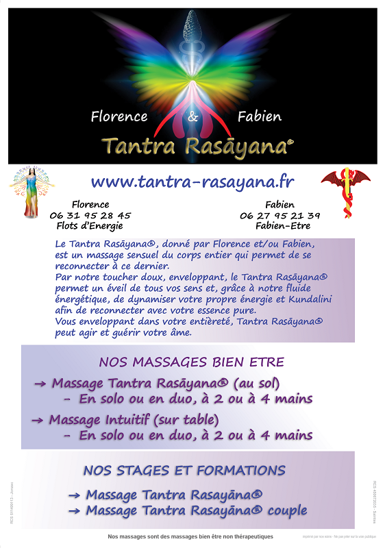 Flyer Tantra Rasayana®
